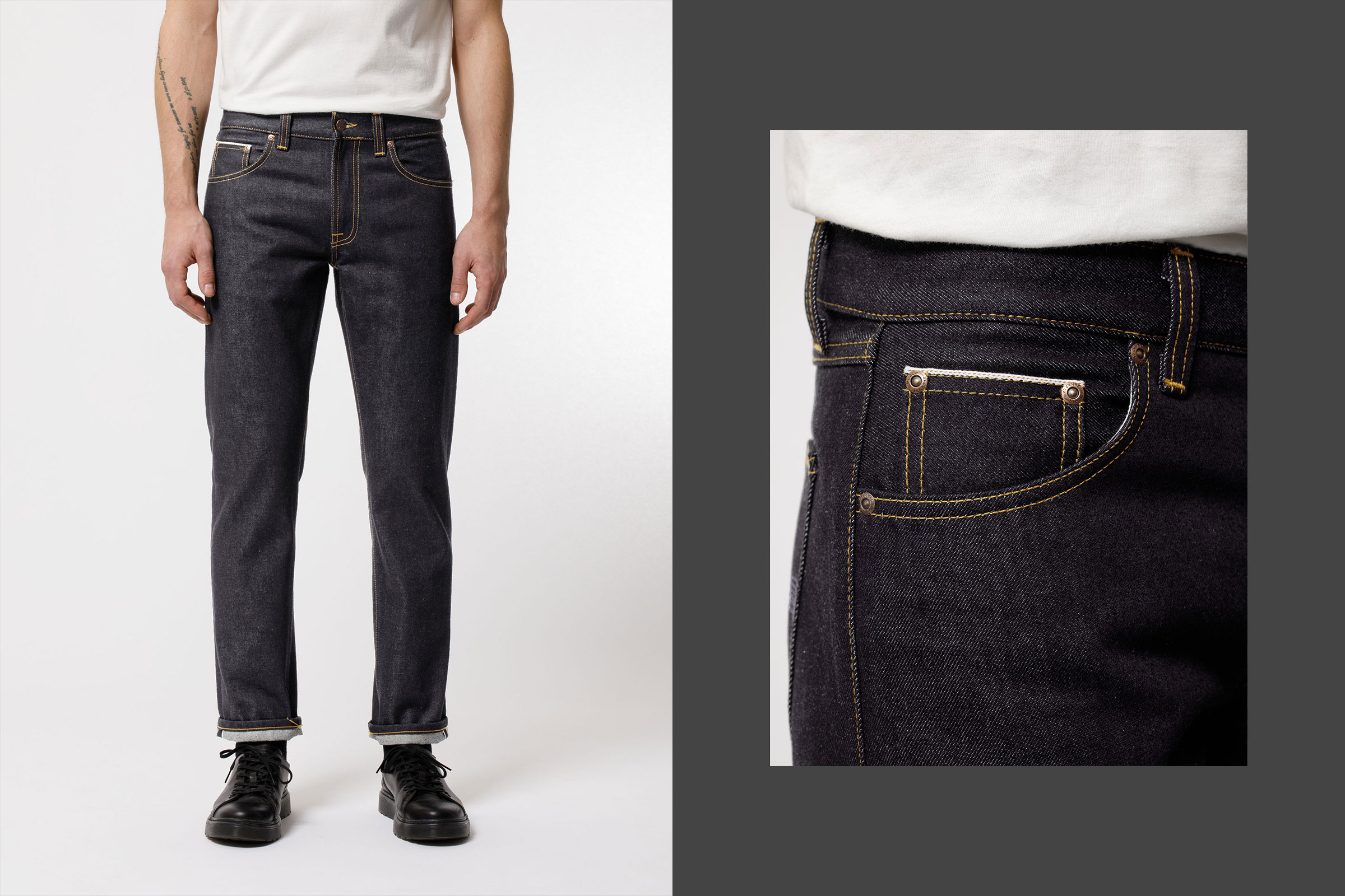 Nudie Jeans Co - How to care for denim