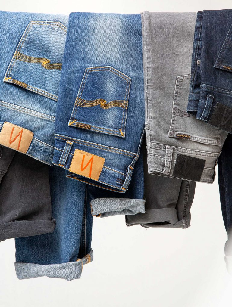 Nudie Jeans Co Caring For Denim