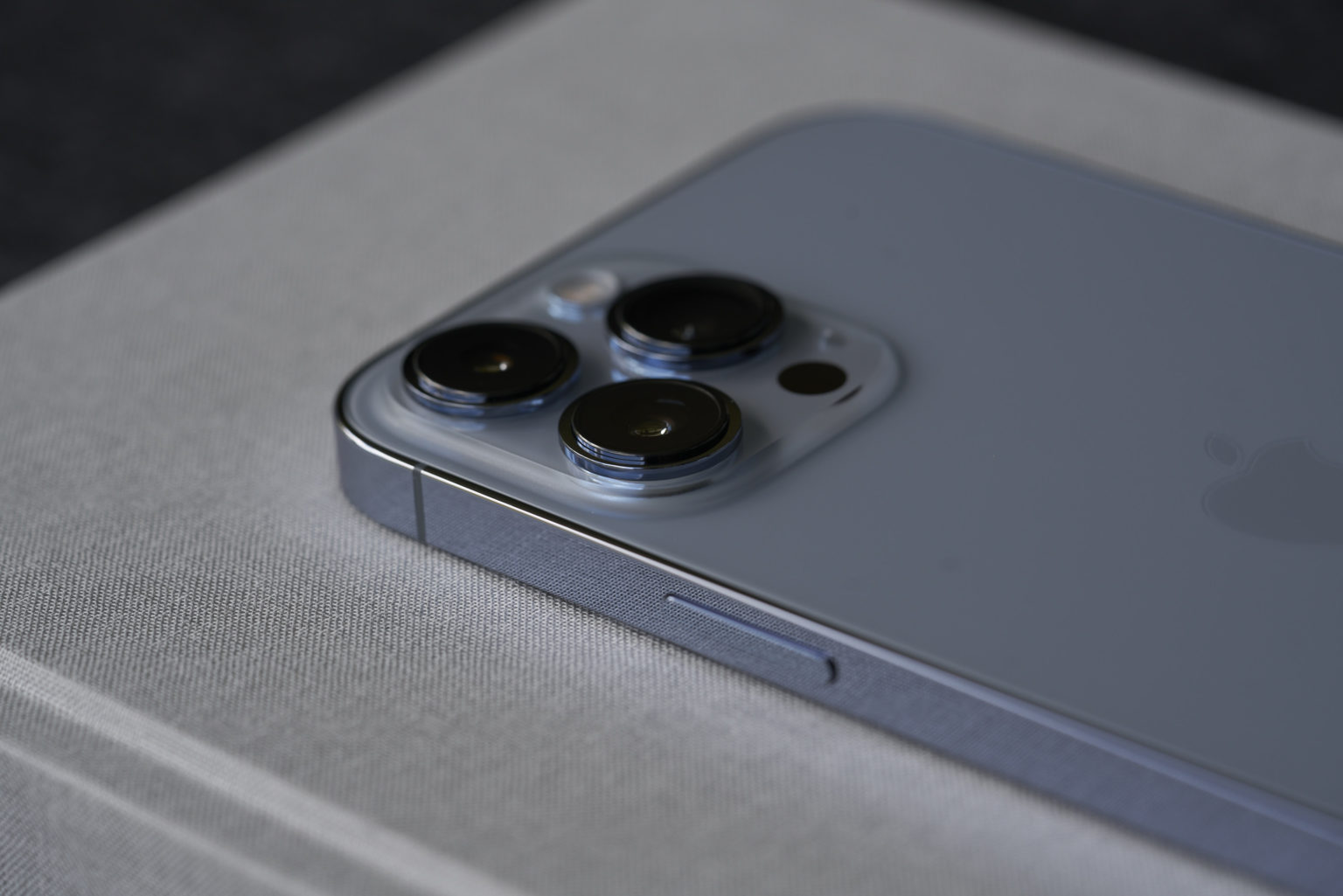 Apple iPhone 13 Pro Max for Photography and Videography - Softer Volumes
