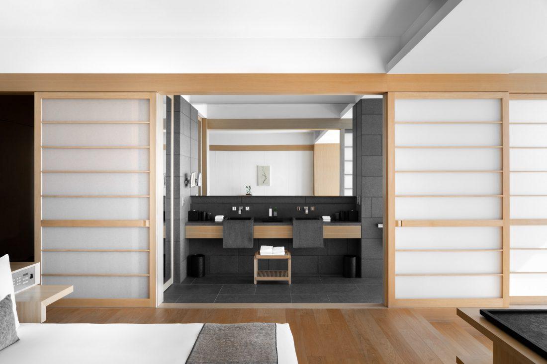 Aman Tokyo Modern Luxury Hotel Tokyo