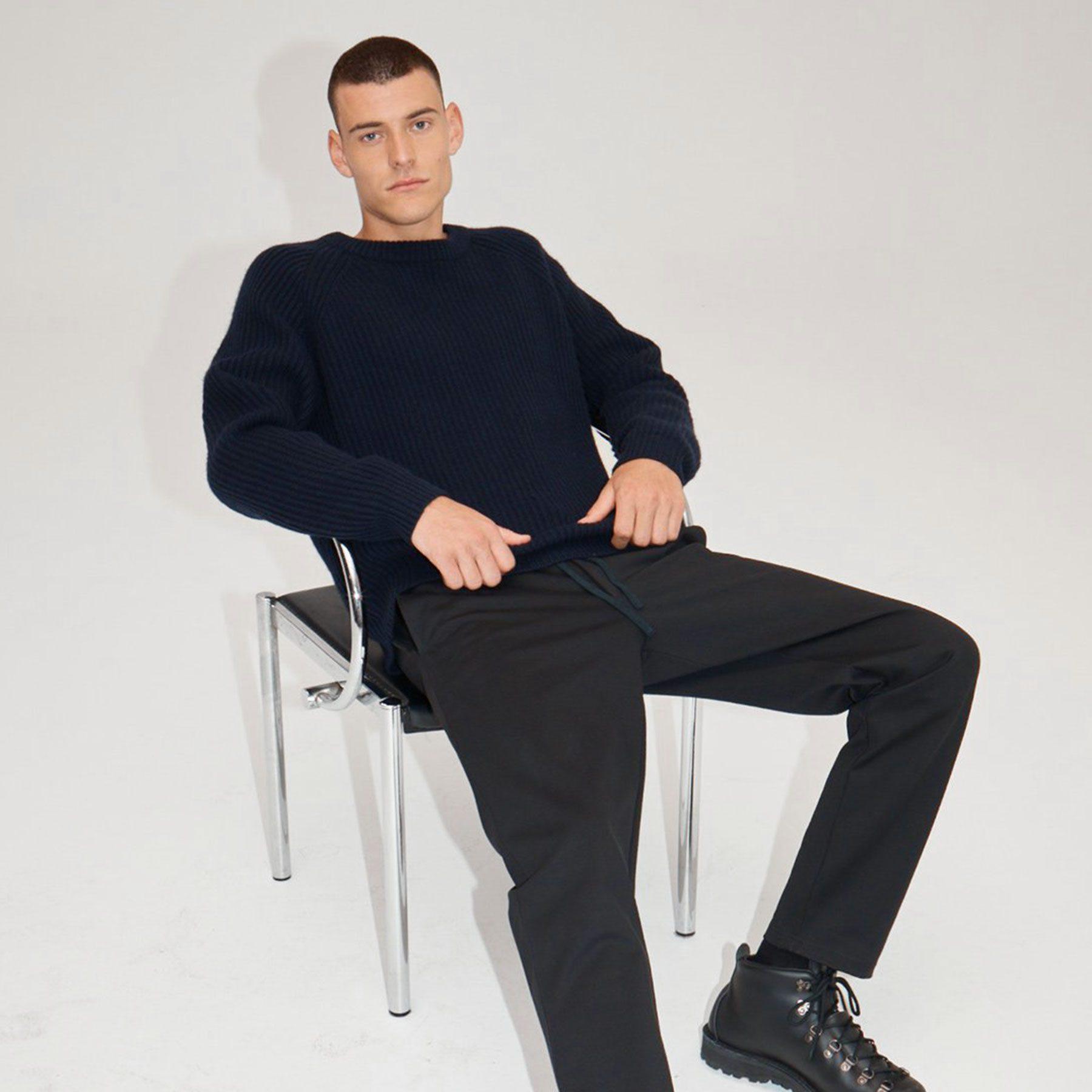 Jac + Jack Ono Merino Sweater