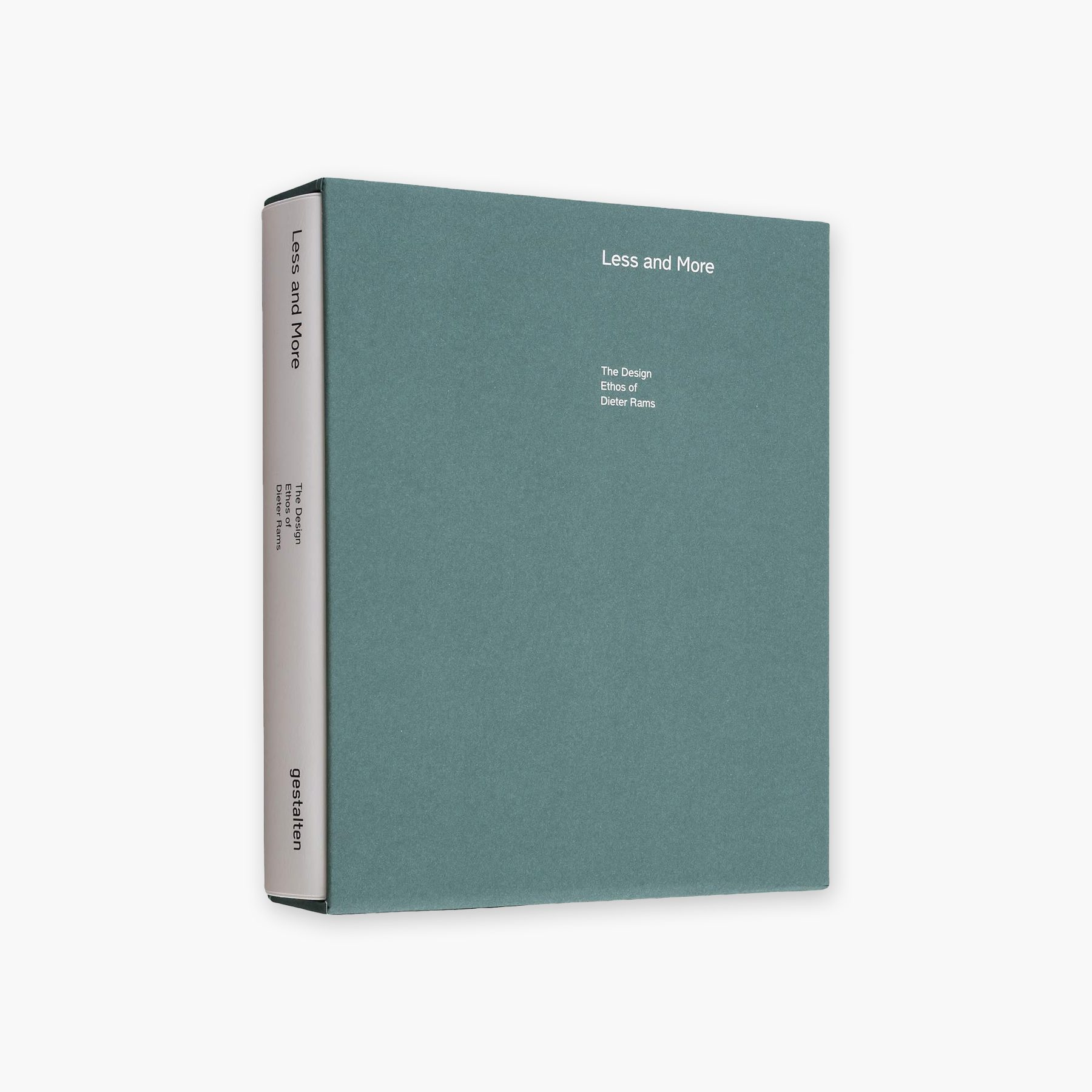 Klaus Klemp Less and More The Design Ethos of Dieter Rams