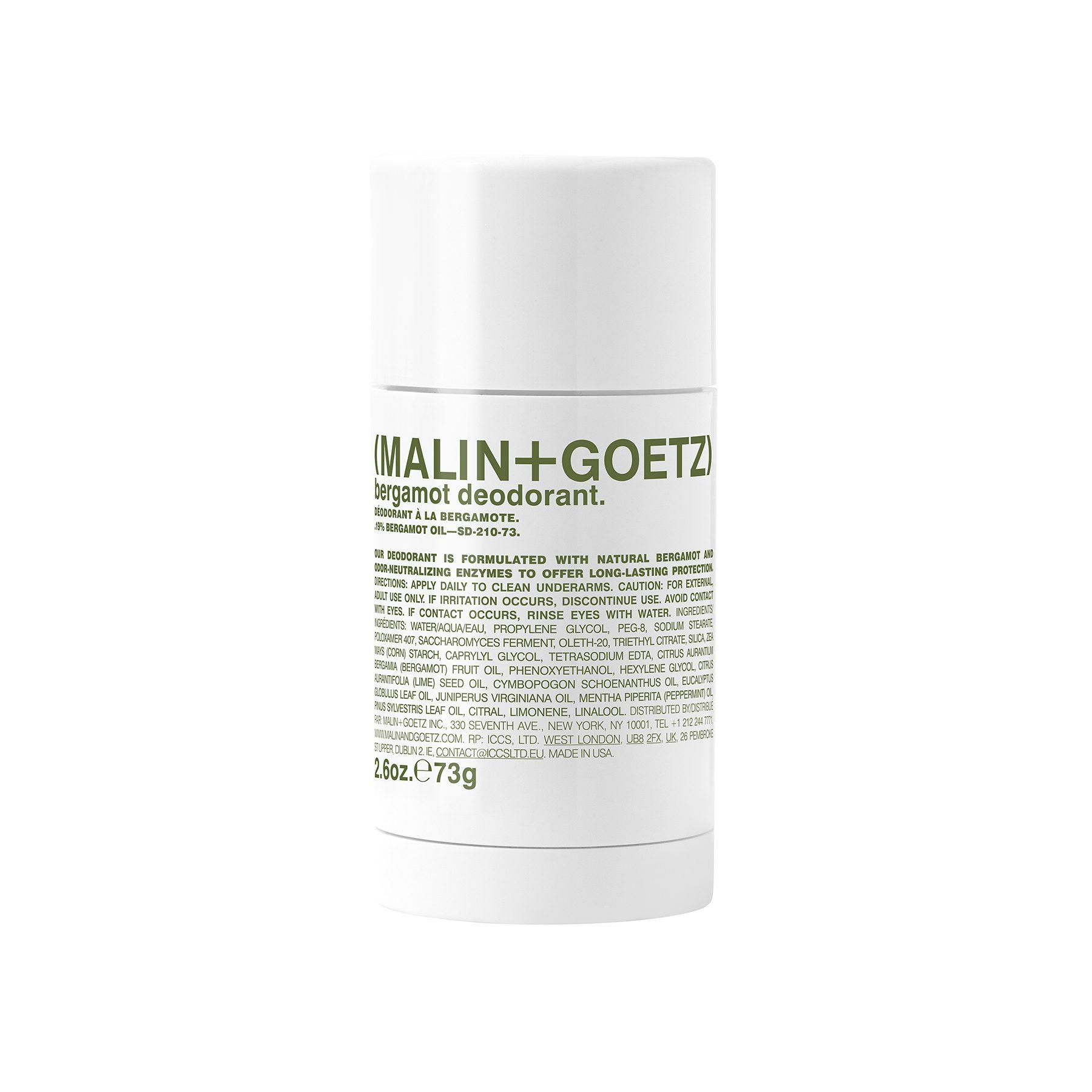 Malin + Goetz Bergamot Deodorant