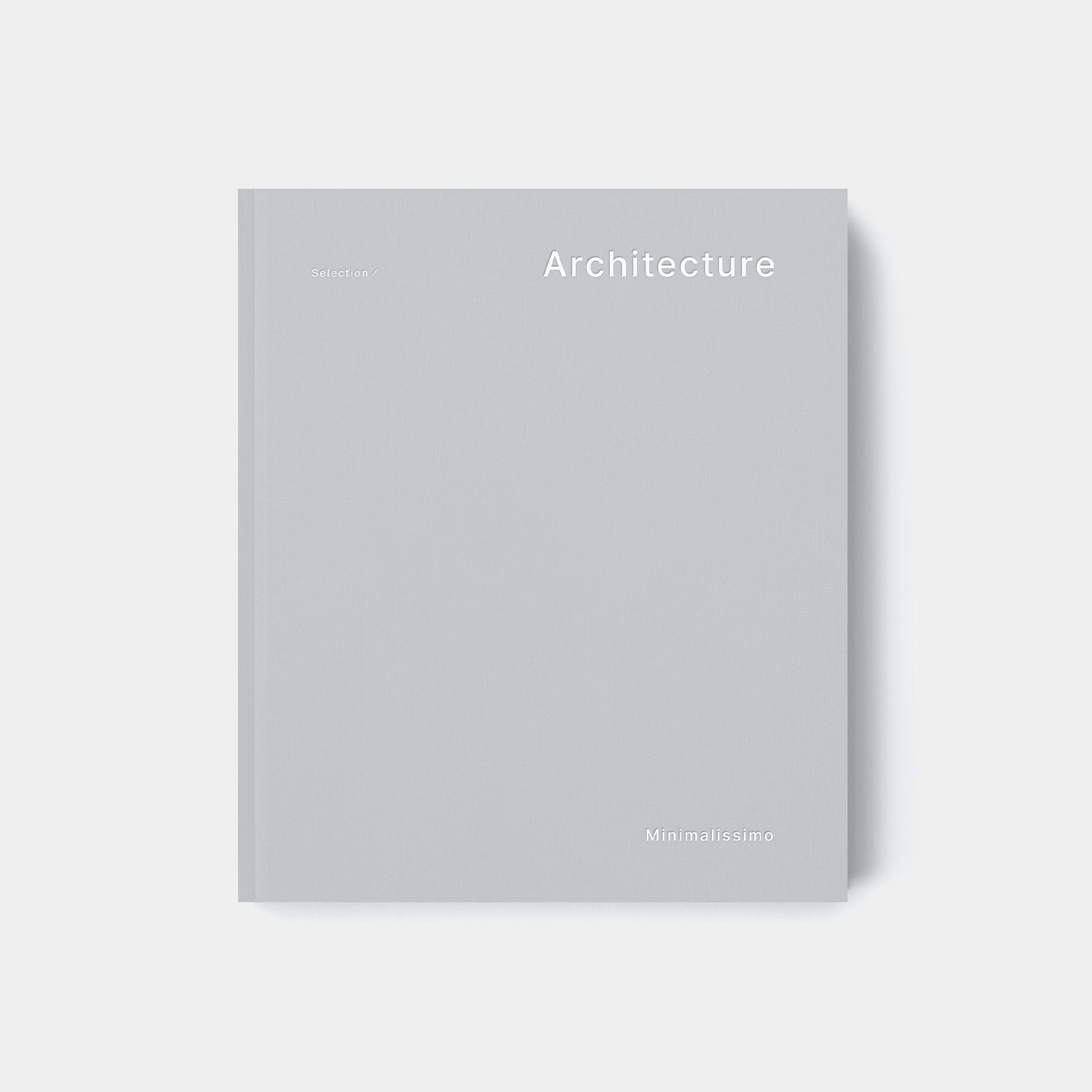 Minimalissimo Selection: Architecture